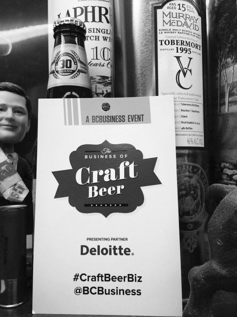 Craft Beer Biz Vancouver